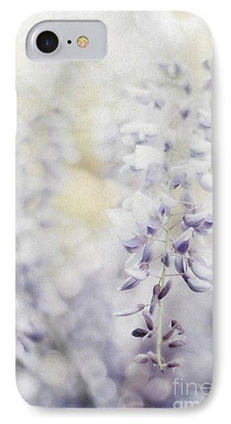 Elegant Wisteria Phone Case by Darren Fisher