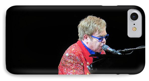 Elton Phone Case by Aaron Martens