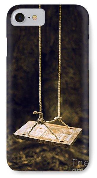 Empty Swing IPhone Case by Carlos Caetano