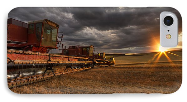 End Of Day IPhone Case by Mark Kiver