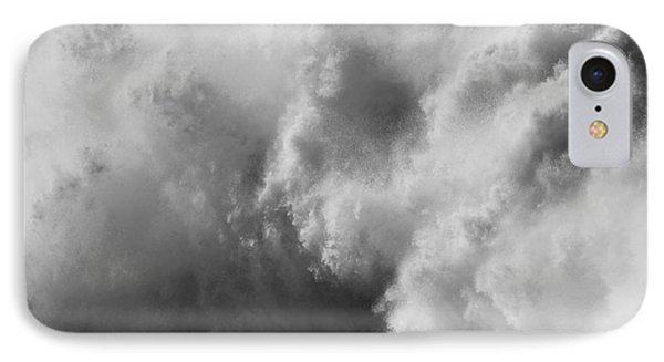 Engulfed IPhone Case by Sean Davey