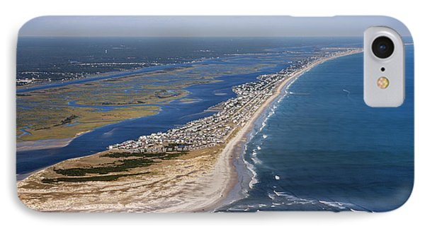 Escape To Topsail Island IPhone Case by Betsy Knapp