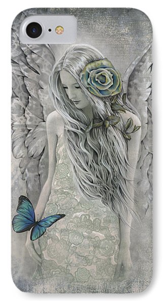 Essence Of Faith IPhone Case by Jessica Galbreth