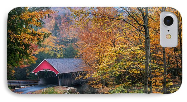 Essence Of New England - New Hampshire Autumn Classic Phone Case by Thomas Schoeller