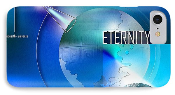 Eternity IPhone Case by Franziskus Pfleghart