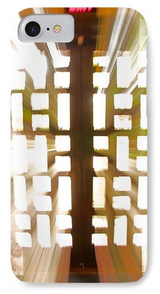 Exit Doors Phone Case by Stuart Litoff