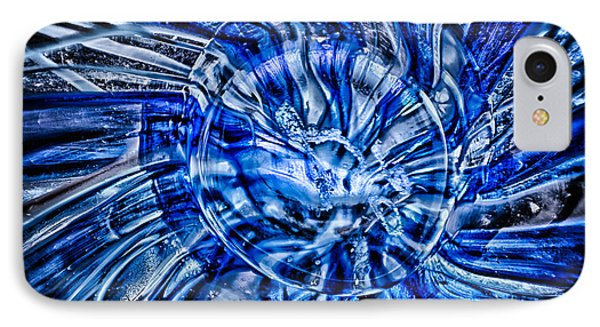 Eye Of The Storm Phone Case by Omaste Witkowski