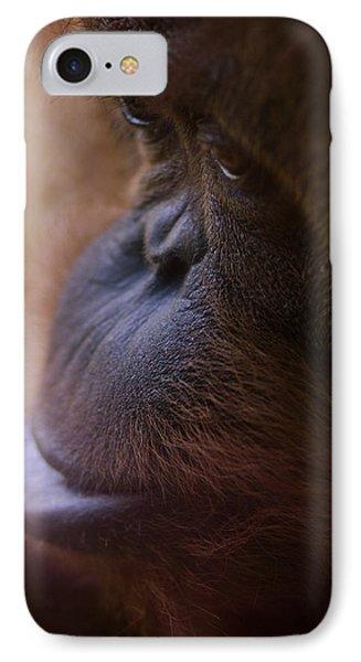 Eyes IPhone Case by Shane Holsclaw