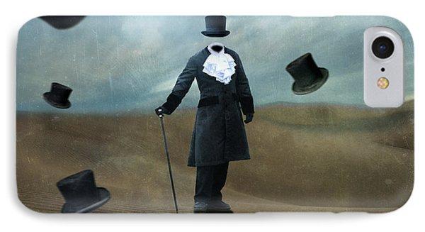Faceless IPhone Case by Juli Scalzi
