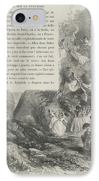 Fairies IPhone Case by British Library