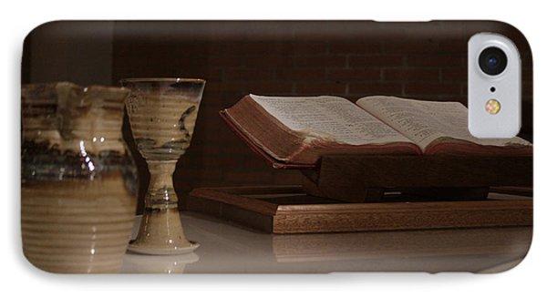 Faith Phone Case by Shoal Hollingsworth