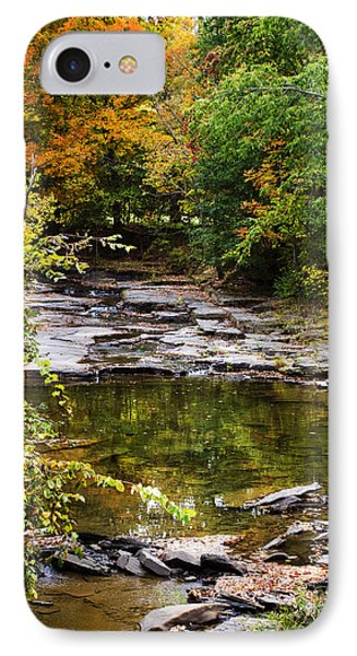 Fall Creek IPhone Case by Christina Rollo