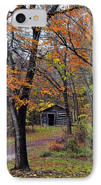 Fall Homestead Phone Case by Marty Koch
