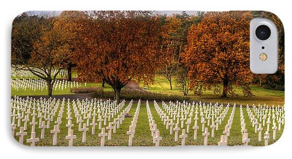 Fallen Soldiers Phone Case by Ryan Wyckoff