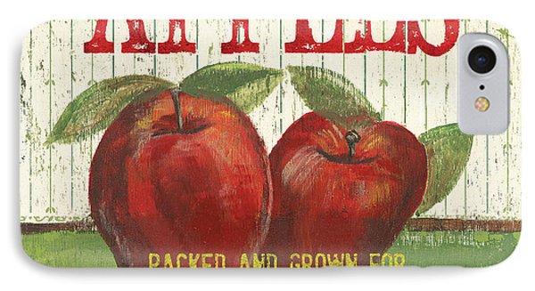 Farm Fresh Fruit 3 IPhone 7 Case by Debbie DeWitt