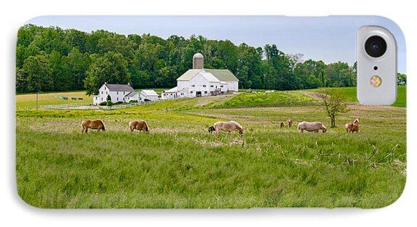 Farm Life Phone Case by Guy Whiteley