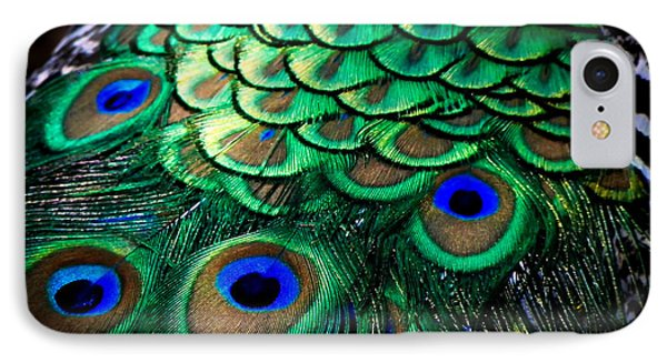 Feather Abstract Phone Case by Karen Wiles