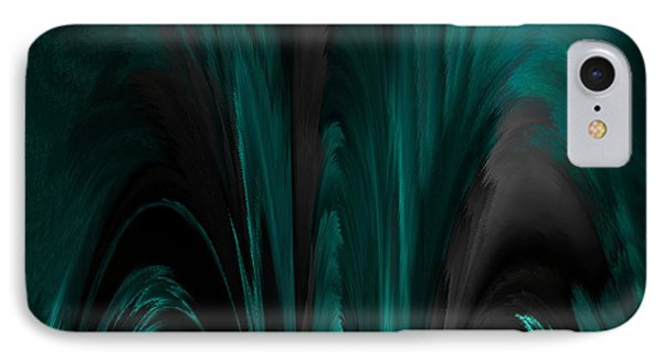 Feathers And Flow Phone Case by Patricia Kay
