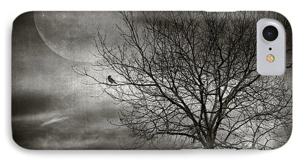 February Tree IPhone Case by Taylan Soyturk