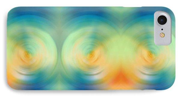 Feel Joy - Energy Art By Sharon Cummings IPhone Case by Sharon Cummings