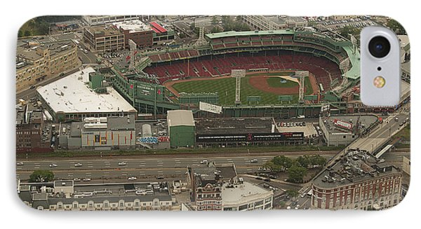 Fenway  IPhone Case by Joshua House