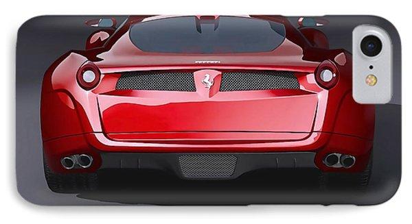 Ferrari F70 IPhone Case by Marvin Blaine