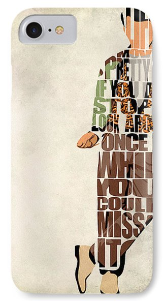 Ferris Bueller's Day Off IPhone Case by Ayse Deniz