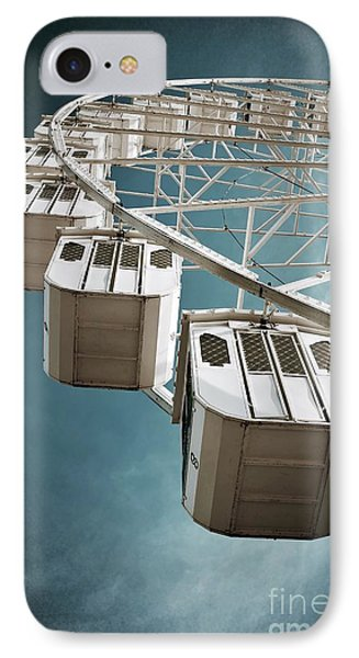 Ferris Wheel IPhone Case by Carlos Caetano