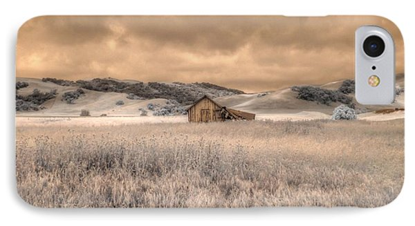 Fields Of Gold IPhone Case by Jane Linders