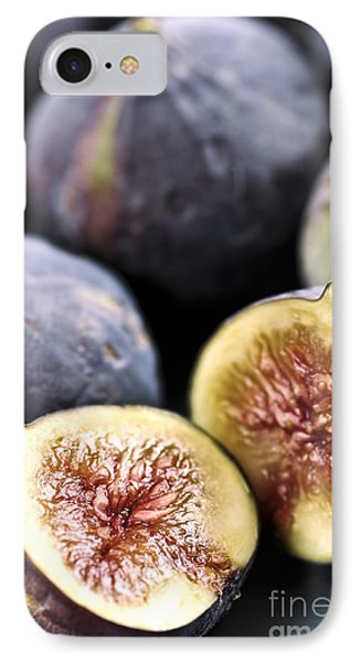 Figs IPhone Case by Elena Elisseeva