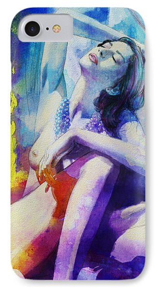 Figure Work IPhone Case by Catf