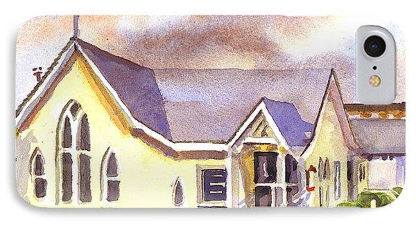 First Presbyterian Church Ironton Missouri Phone Case by Kip DeVore