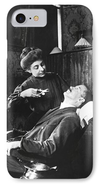 First Women Dentists IPhone Case by Underwood Archives