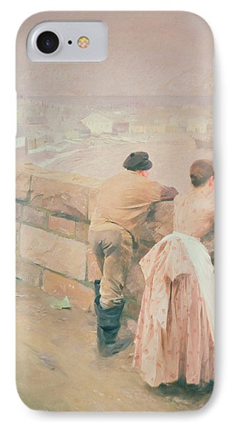 Fisherman St. Ives IPhone Case by Anders Leonard Zorn