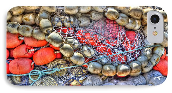 Fishing Bouys IPhone Case by Heidi Smith