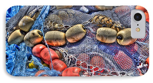 Fishing Gear IPhone Case by Heidi Smith