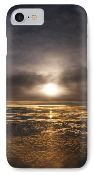 Five And A Half Mile Sunset Phone Case by Richard Reeve