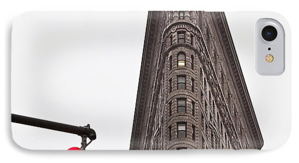 Flatiron Phone Case by Dave Bowman
