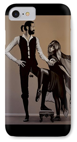 Fleetwood Mac Rumours IPhone Case by Paul Meijering