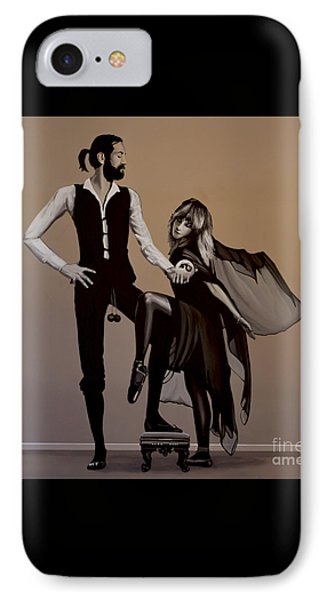 Fleetwood Mac Rumours IPhone 7 Case by Paul Meijering