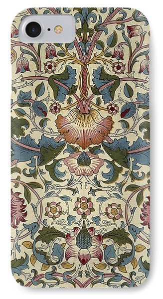 Floral Pattern Phone Case by William Morris