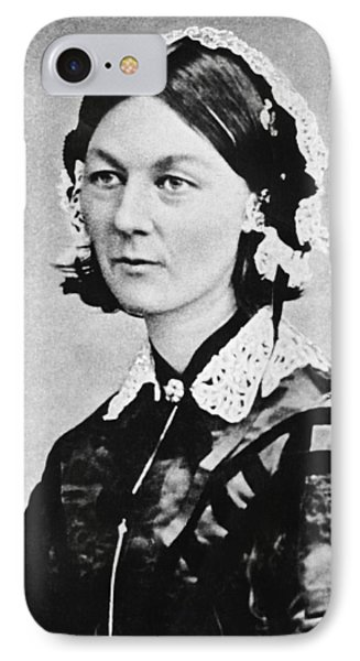 Florence Nightingale IPhone Case by Underwood Archives