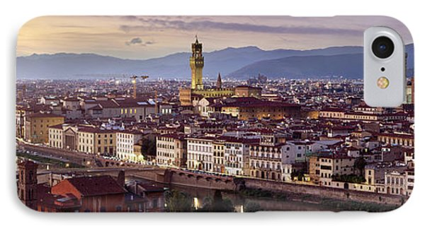 Florence IPhone Case by Rod McLean