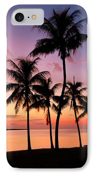 Florida Breeze IPhone Case by Chad Dutson
