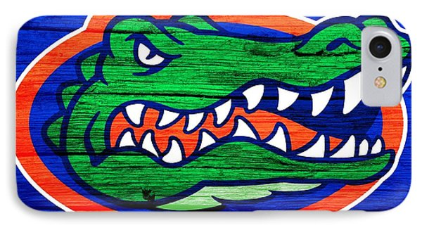 Florida Gators Barn Door IPhone Case by Dan Sproul