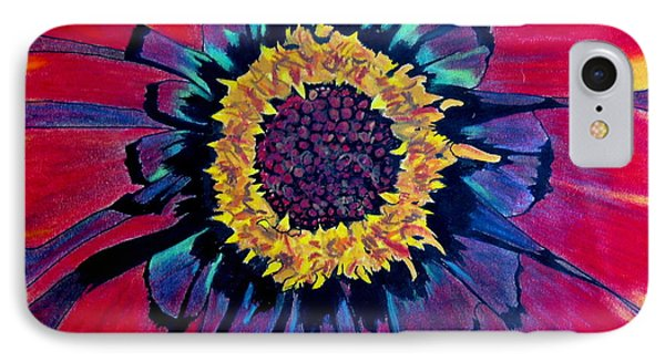 Flowerburst Phone Case by Rory Sagner