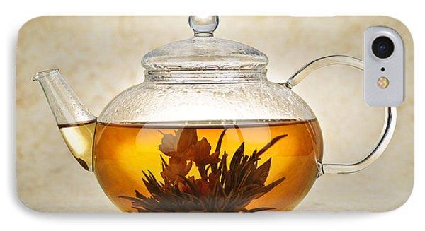 Flowering Blooming Tea IPhone Case by Elena Elisseeva