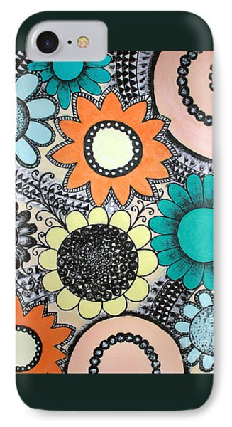 Flowers Paradise Phone Case by Home Art