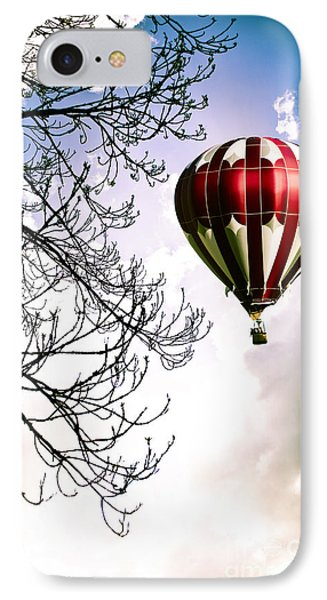 Flying High IPhone Case by Jan Bickerton