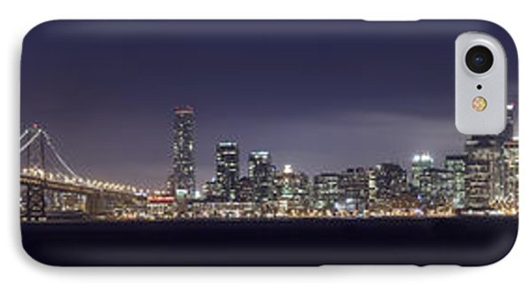Fog City San Francisco IPhone Case by Mike Reid